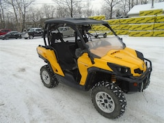 2017 CAN-AM Commander 1000 XT DÉMO