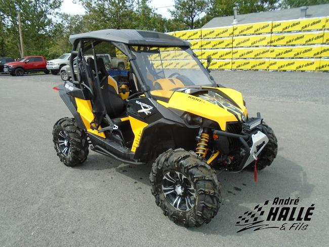 2015 CAN-AM Maverick 1000R X MR -