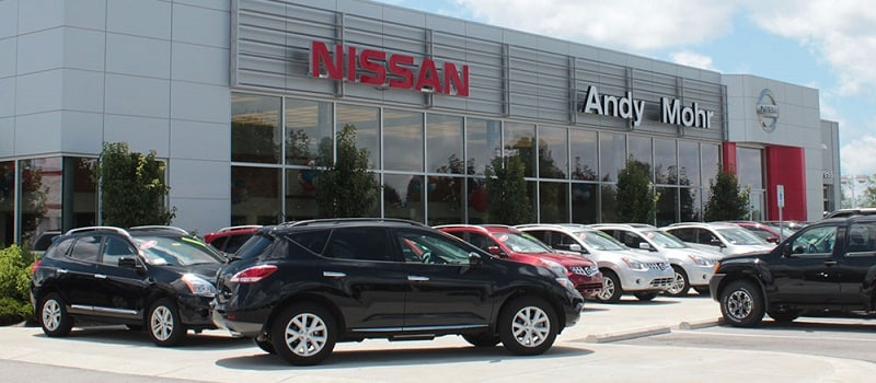 Nissan Vehicle Purchase Program Employee Pricing
