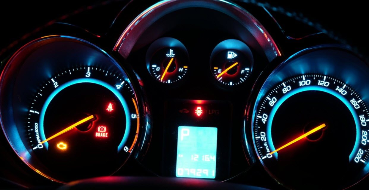 Nissan Altima Dashboard Lights IN | Andy Mohr Nissan