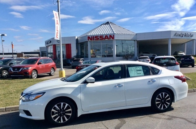 Nissan Dealership Indianapolis >> Nissan Dealer Indianapolis In Andy Mohr Nissan