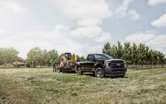 F350 Towing Capacity >> Ford F 350 Towing Capacity Indianapolis In Ford Dealership