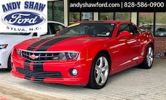 2010 Chevrolet Camaro 2SS Coupe For Sale in Sylva