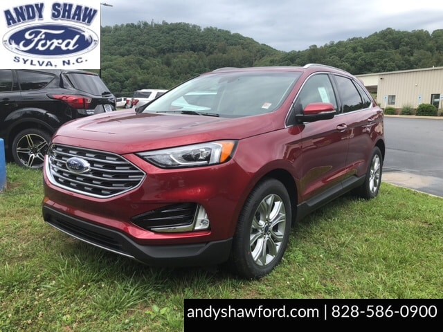 New 2019 Ford Edge For Sale at Andy Shaw Ford | VIN: 2FMPK4K94KBC15275