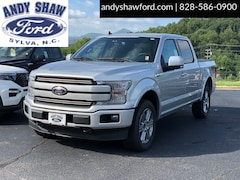 New 2019 Ford F-150 Lariat Truck for sale/lease in Sylva, NC