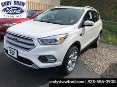 New 2019 Ford Escape for sale/lease in Sylva, NC