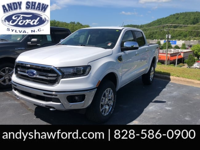 New 2019 Ford Ranger Truck SuperCrew for sale/lease in Sylva, NC