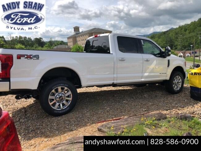 New 2019 Ford Super Duty F-250 SRW Truck Crew Cab for sale/lease in Sylva, NC