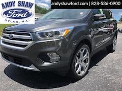 2019 Ford Escape Titanium SUV For Sale in Sylva