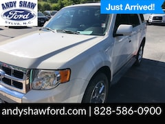 Used 2012 Ford Escape Limited SUV for sale in Sylva, NC