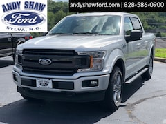 New 2019 Ford F-150 XLT Truck SuperCrew Cab for sale/lease in Sylva, NC
