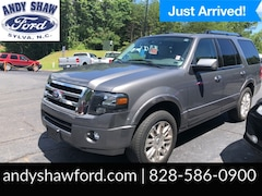 Used 2014 Ford Expedition Limited SUV for sale in Sylva, NC