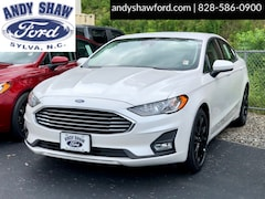 New 2019 Ford Fusion for sale/lease in Sylva, NC