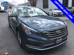 Certified pre-owned Hyundai vehicles 2016 Hyundai Sonata Sport Sedan [] for sale near you in Annapolis, MD