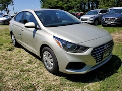 New Hyundai vehicles 2019 Hyundai Accent SE Sedan for sale near you in Annapolis, MD