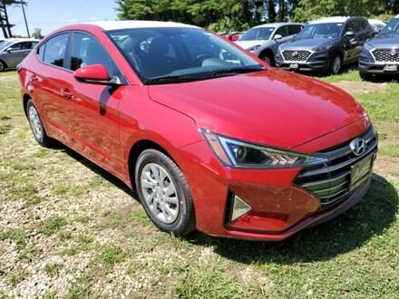 2020 Hyundai Elantra SE Sedan H9100
