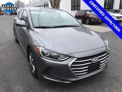 Used vehicles 2018 Hyundai Elantra SEL Sedan [] 5NPD84LF6JH322289 for sale near you in Annapolis, MD