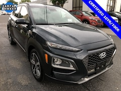 Certified pre-owned Hyundai vehicles 2018 Hyundai Kona Ultimate SUV [] for sale near you in Annapolis, MD