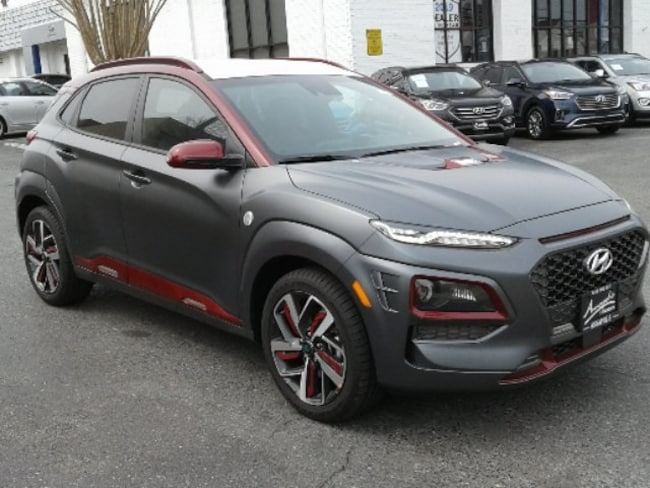 New Hyundai vehicle 2019 Hyundai Kona Ultimate SUV For sale near you in Annapolis, MD
