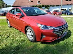 New Hyundai vehicles 2020 Hyundai Elantra SE Sedan H9143 for sale near you in Annapolis, MD