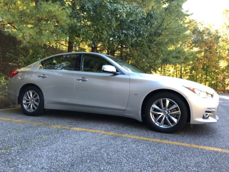 Used 2015 INFINITI Q50 Sport Sedan in Annapolis, MD