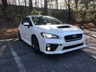 2016 Subaru WRX Limited Sedan JF1VA1J69G8811664