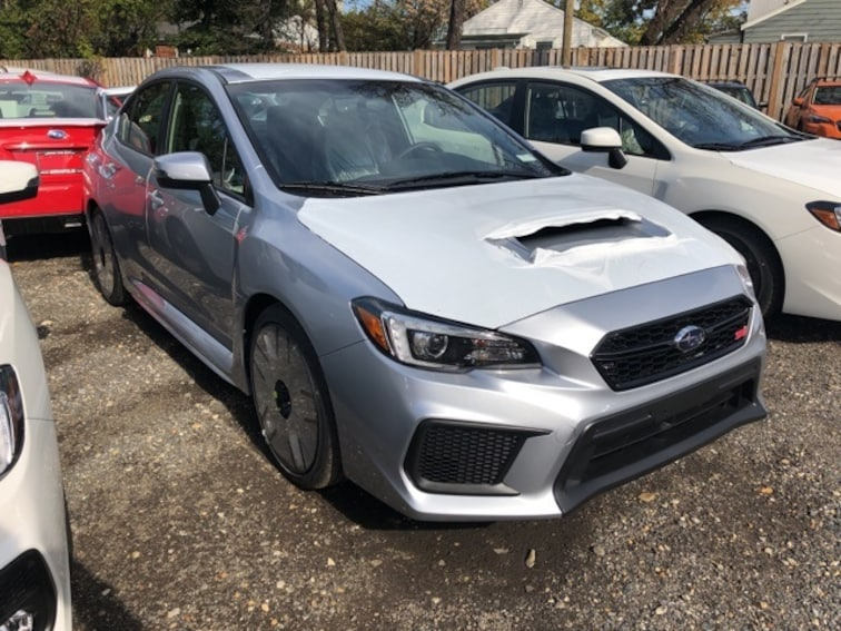 New 2019 Subaru WRX STI Sedan For Sale Annapolis, MD