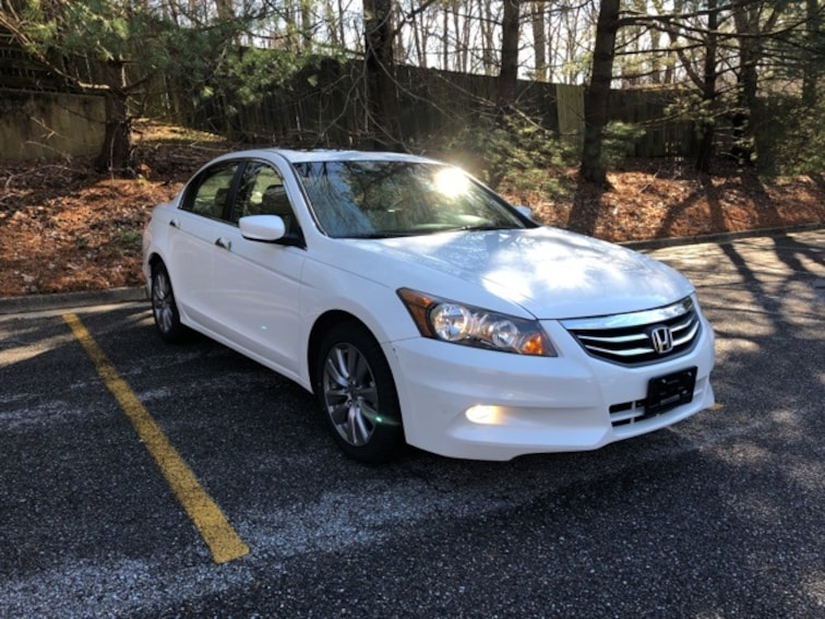 Used 2012 Honda Accord EX-L Sedan in Annapolis, MD