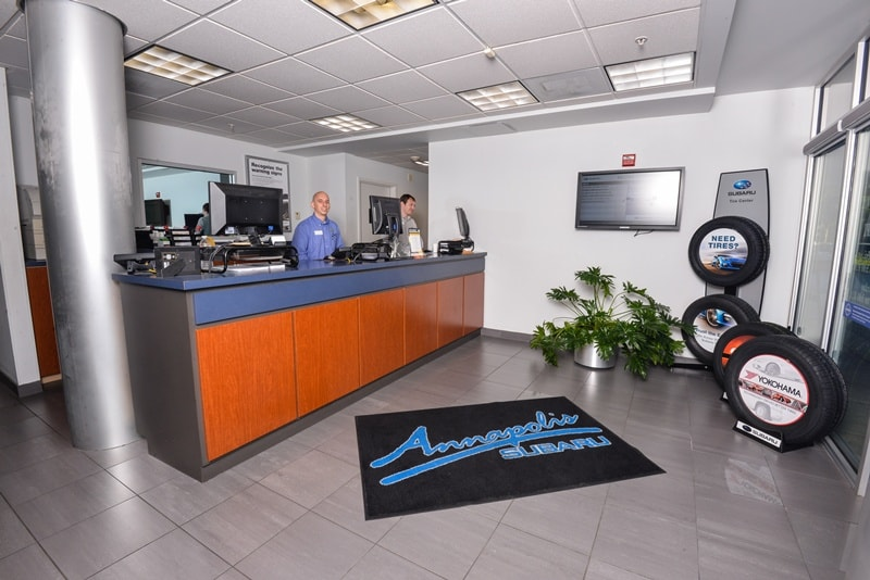Subaru Service Auto Repair Annapolis Md Annapolis Subaru