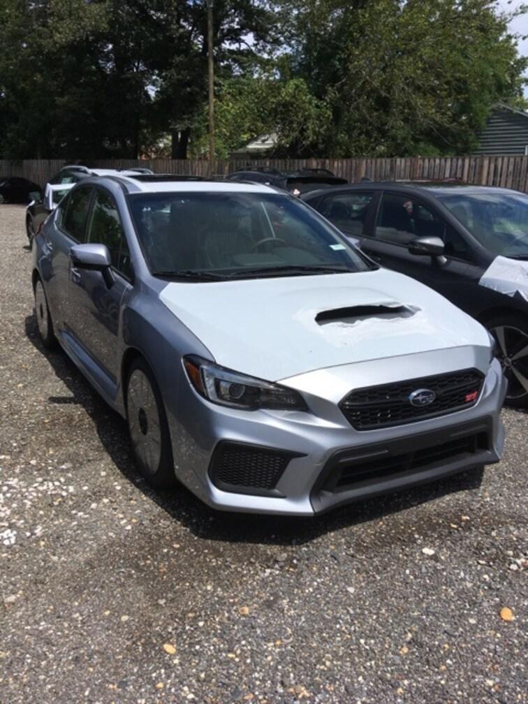 New 2019 Subaru WRX STI Limited Sedan For Sale Annapolis, MD