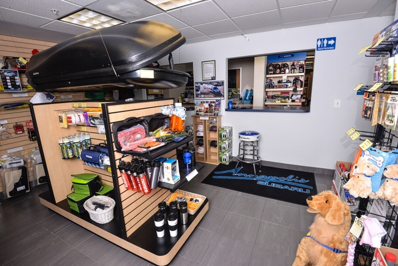 Annapolis Subaru Parts Center | Annapolis Subaru