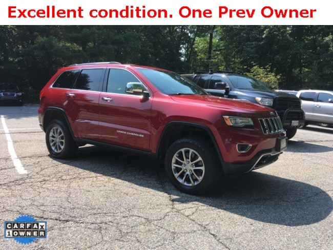 Used 2014 Jeep Grand Cherokee Limited SUV in Annapolis, MD