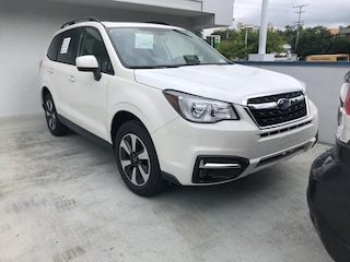 2018 Subaru Forester 2.5i Premium with Eyesight + All Weather Package + Power Rear Gate + Starlink SUV
