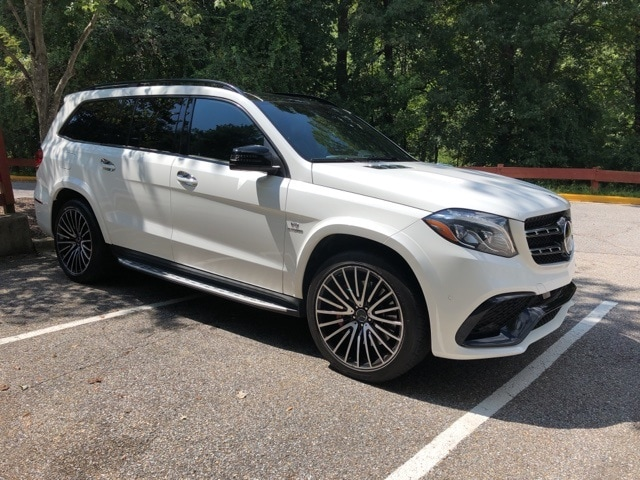 Beautiful Used 2017 Mercedes Benz GLS GLS 63 AMG® SUV In Annapolis, MD