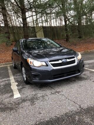 2014 Subaru Impreza 2.0i Sedan