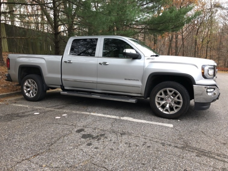 Used 2017 GMC Sierra 1500 SLT Truck in Annapolis, MD