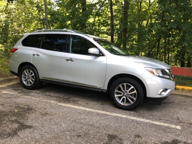 Lovely Used 2013 Nissan Pathfinder SL SUV In Annapolis, MD