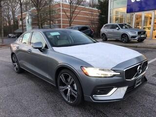 New 2019 Volvo S60 T5 Inscription Sedan V12045 for sale in Annapolis, MD