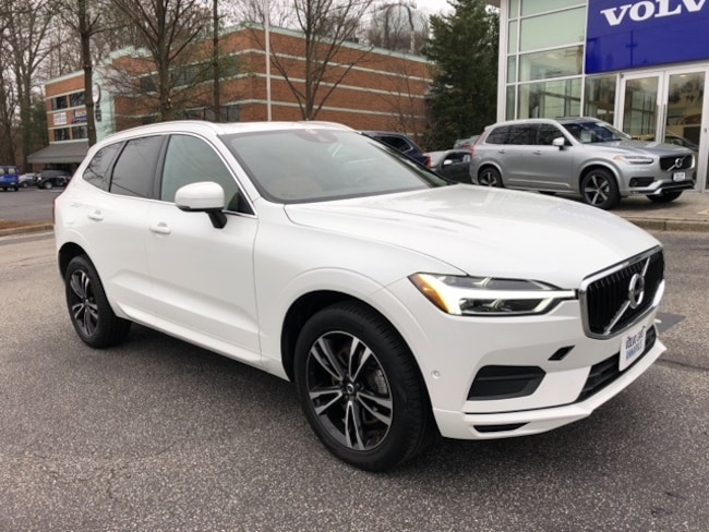 Certified 2018 Volvo XC60 T6 AWD Momentum SUV Annapolis, MD