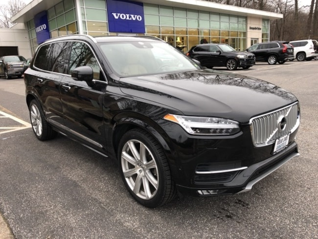 Certified 2016 Volvo XC90 SUV Annapolis, MD