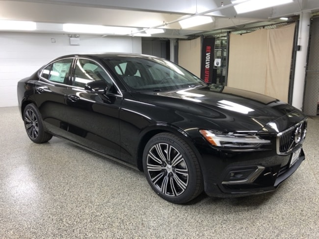 New 2019 Volvo S60 T6 Inscription Sedan Annapolis, MD
