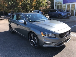 New 2017 Volvo V60 T6 AWD R-Design Platinum Wagon V11118 for sale in Annapolis, MD