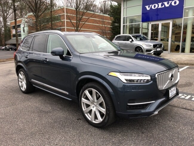 Certified 2018 Volvo XC90 Hybrid T8 AWD Inscription SUV Annapolis, MD
