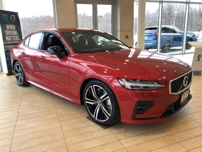New 2019 Volvo S60 T6 R-Design Sedan Annapolis, MD