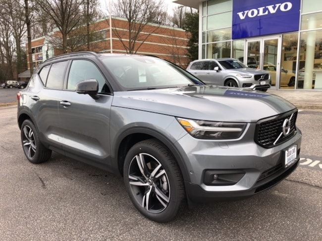 New 2019 Volvo XC40 T5 R-Design SUV Annapolis, MD