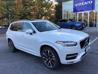 New 2019 Volvo XC90 T6 Momentum SUV V11822 for sale in Annapolis, MD