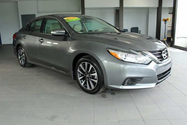 Nissan Certified Vehicles For Sale In Ann Arbor Used