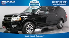 Used 2017 Ford Expedition EL XLT SUV 1FMJK1JT6HEA07218 for sale in Lancaster, CA at Antelope Valley Ford Lincoln
