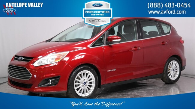 Used 2015 Ford C-Max Hybrid SEL Hatchback for sale in Lancaster, CA
