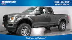 New 2018 Ford F-150 STX Truck SuperCab Styleside 1FTEX1EP5JKE59947 for sale in Lancaster, CA at Antelope Valley Ford Lincoln